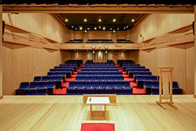 神戸喜楽館 劇場椅子